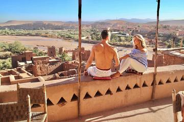 4 DAY MOROCCO FAMILY TOUR FROM