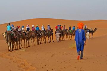 5 DAYS DESERT TRAVEL IN 4X4 FROM MARRAKECH