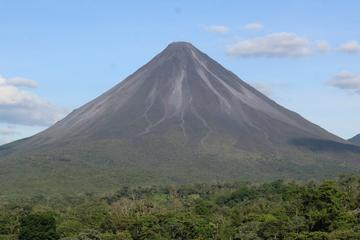 Arenal Volcano and Hot Springs - Half...