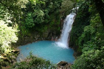 Rio Celeste and Tenorio Volcano National Park Hike