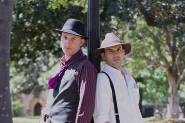 Interpretive Historical Walking Tour of Sydney: The Bloke and The...