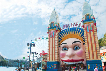 Luna Park Sydney Unlimited Rides Pass...