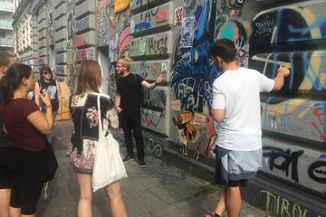 Hamburg Street Art Walking Tour