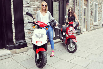 Quebec City Scooter Rental