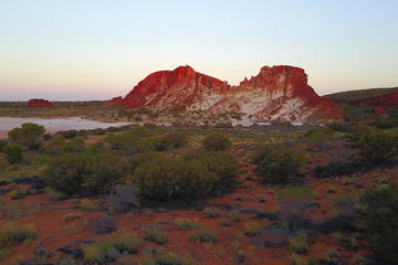Rainbow Valley Private Sunset tour from Alice Springs