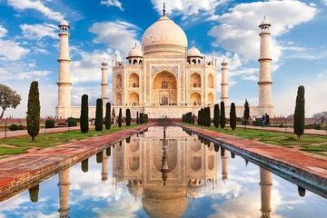 3 Day Golden Triangle Trip - Delhi Taj Mahal and Jaipur From delhi