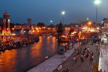 Haridwar and Rishikesh 1 Day Tour from Delhi