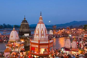 Haridwar and Rishikesh 2-Day Tour from Delhi