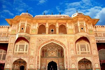 JAIPUR FULL DAY LUXURY TOUR FROM DELHI - ALL INCLUSIVE