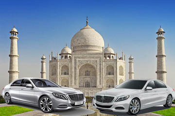 Private Agra Tour From Delhi By Mercedes Car - Travel In Business Class
