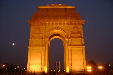 Private Old and New Delhi 1-Day Tour By Mercedes