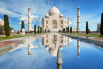 Viator Luxury Taj Mahal and Agra Tour...