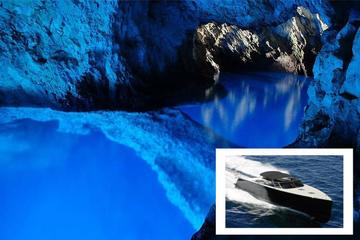Blue Cave Tour on a Luxury Boat from...