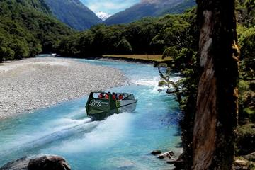 Mount Aspiring Jet Boat and...