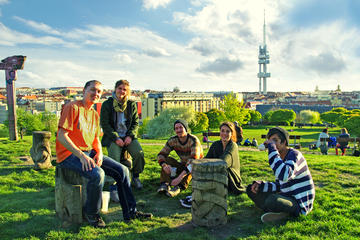 Alternative Prague Small-Group Walking Tour
