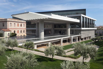 Athens New Acropolis Museum