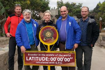 Ecuator Line Tour