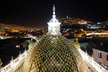 Quito City Tour by Night
