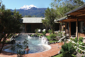 Small-Group Tour to Papallacta Hot Springs from Quito