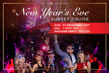NEW YEAR EVE 2017 CRUISE AND COUNTDOWN
