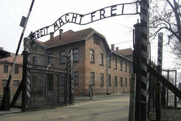 Auschwitz and Birkenau Tour with Hotel Pick Up from Krakow