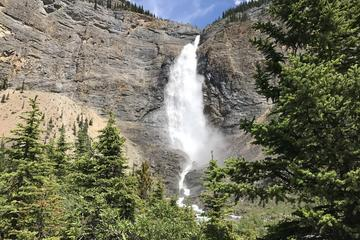 Cascades du parc national Yoho