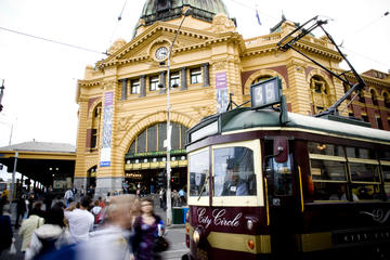 The Unique Melbourne City Tour - English Speaking Guide
