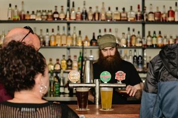 Guided Craft Beer Walking Tour in Brisbane