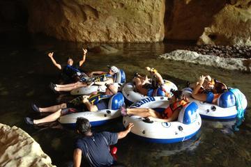 Belize Cave Tubing and Zipline Adventure