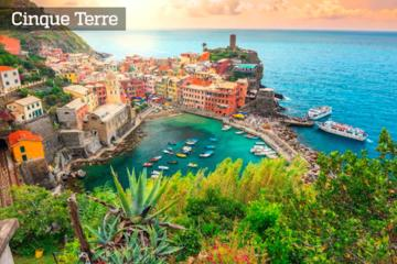CINQUE TERRE PRIVATE TOUR - A Sea of...