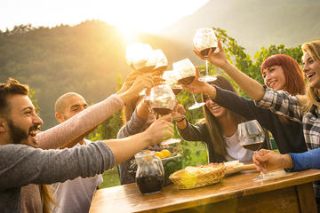 Combo - Private Welcome Transfer in Florence plus Wine Tasting Tour in Tuscany