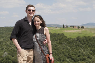 Hire your driver - He will guide you in Tuscany with your car - Drink and relax!