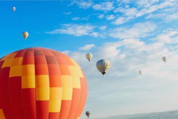 Hot Air Balloon Rides in Chianti Wine...