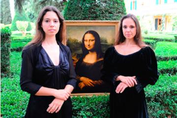 MONA LISA WINE TOUR - Meet the relatives of Mona Lisa painted by Leonardo!