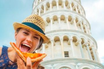 PISA & CHIANTI SHARED WINE TOUR - Half day Tuscany Wine Tour from Florence