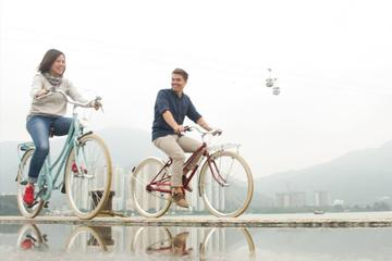 Private Full-Day Countryside Bike Tour in Hong Kong