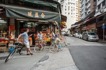 Private Hong Kong City Half-Day Cultural Bike Tour