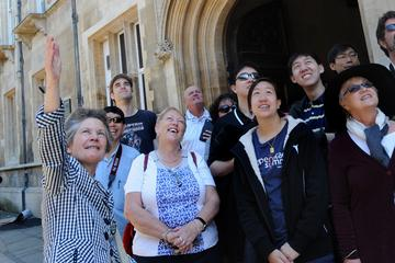 Official Guided Tour of Cambridge
