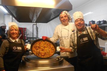 3-hour Vegetarian Paella Cooking...