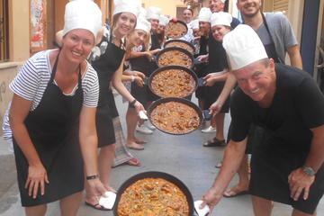 Valencia Paella Afternoon Cooking...
