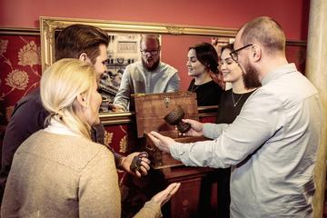 Da Vinci Escape Room in Copenhagen