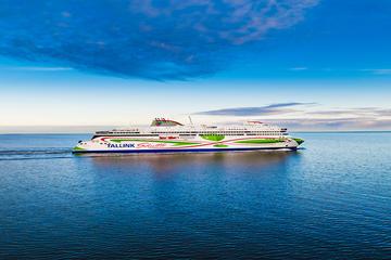 Helsinki to Tallinn Round-Trip Ferry...