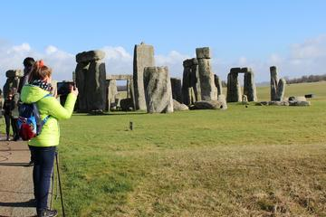 Stonehenge, Bath, Lacock and Avebury