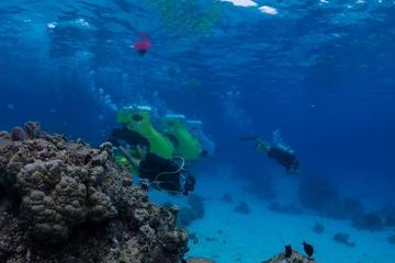 Bora Bora Underwater Scooter and Snorkel Small-Group Experience