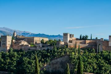 Granada, Alhambra Palace and Albaicin tour from Seville