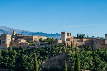 Keine Warteschlangen-Tour: Granada, Alhambra und Albaicin ab Sevilla