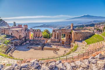 Mount Etna & Taormina Excursion