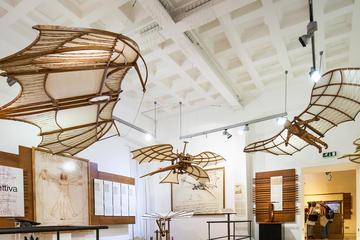 Museo Leonardo da Vinci: el genio universal y sus obras