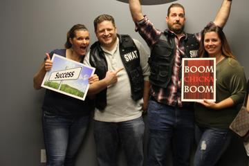 Small-Group Escape Room: Raiders of the Lost Art