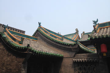 Private Cultural Tour B : Pingyao Highlights & Wang Family Compound Tour